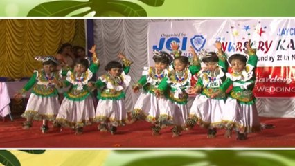 Mannile Vinnanu -Group Dance of Kids - Nursury Kalolsavam