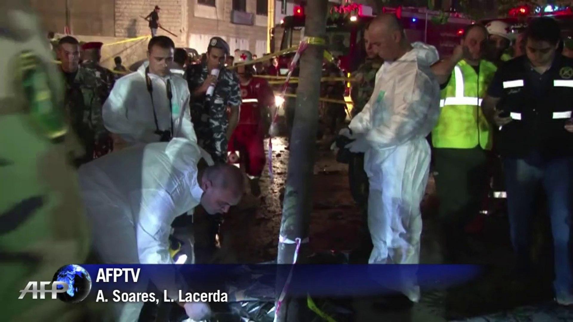 Tragédia durante torcida para Brasil no Líbano