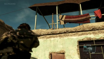 Metal Gear Solid V: Gameplay