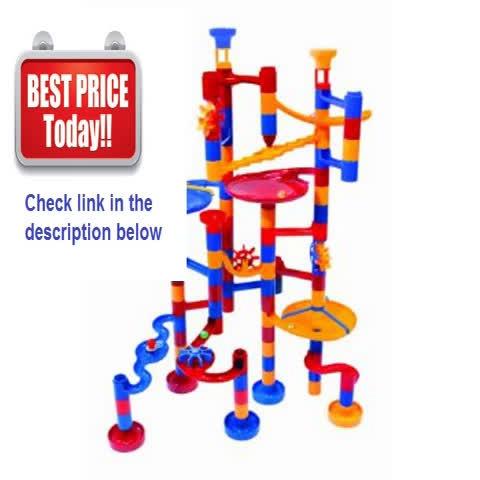 Discount Galt Toys Inc Mega Marble Run Toy Review