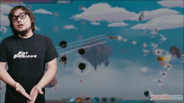 Merci Dorian - Drifting Lands - Visite chez les créateurs du jeu