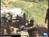 Zarbeazb- 25 terrorists killed in North Waziristan operation