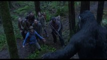 Dawn of the Planet of The Apes : Apes Vs Humans