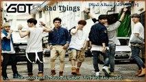 GOT7 - Bad Things k-pop [german sub] Mini Album Vol.2 - GOT♡