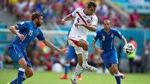 Tele Brasil # 10 : le « Match du jour » : Italie-Uruguay, match de la mort dans le groupe de la mort pour un second qualifié dans le groupe D