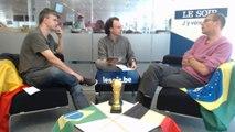 Tele Brasil # 10 : le portrait du jour : Neymar, 3 matchs, quatre buts, le héros de toute la nation brésilienne