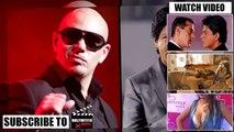 Shahrukh Khan & PITBULL's Music Video - CHECKOUT by BOLLYWOOD TWEETS