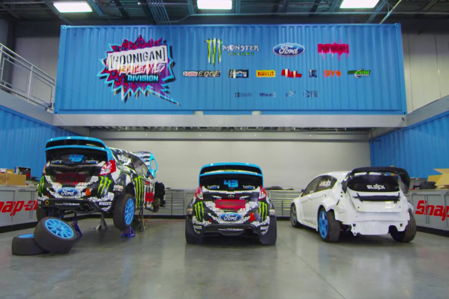 Ford Racing presents All-Access @ Hoonigan Racing Division – Rallycross
