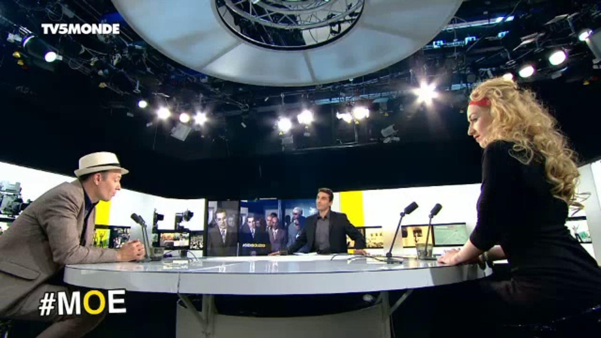 #MOE : Cocktail Mare Nostrum #5 sur TV5MONDE