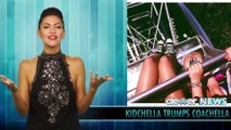 Kim Kardashian & Kanye West Throw North -Kidchella- Themed Birthday Party