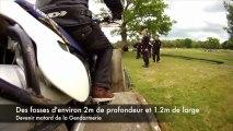Reportage Moto : au coeur de l'école des motards de la Gendarmerie