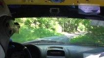 TEAM EN-CHÊNE Rallye des Bornes 2014 Es9 Les Bornes