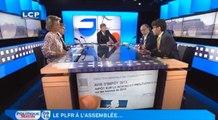 Politique Matin : Olivier Falorni, député RRDP de Charente-Maritime, et Daniel Fasquelle, député UMP du Pas-de-Calais, vice-président de la commission des affaires économiques