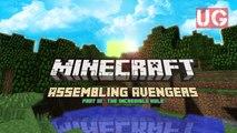 Minecraft: Assembling Avengers Part III - The Incredible Hulk