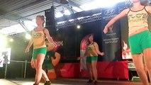 Danseuses  - Wex Marche-en-Famenne - Belgique-Algérie - 17 Juin 2014.