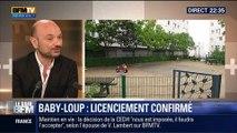 Le Soir BFM: Baby-Loup: la Cour de cassation confirme le licenciement de la salariée voilée - 25/06 2/5