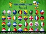 Watch FIFA World Cup 2014 HONDURAS VS SWITZERLAND LIVE Streaming Online