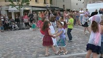 Alpes de Haute-Provence : Spectacle de fin d'années en danses pour les écoles de Barcelonnette