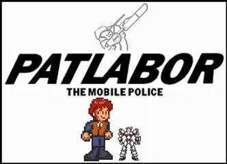 Otaku Evolution Episode 8 - Patlabor: The Mobile Police OVA (Part 2)