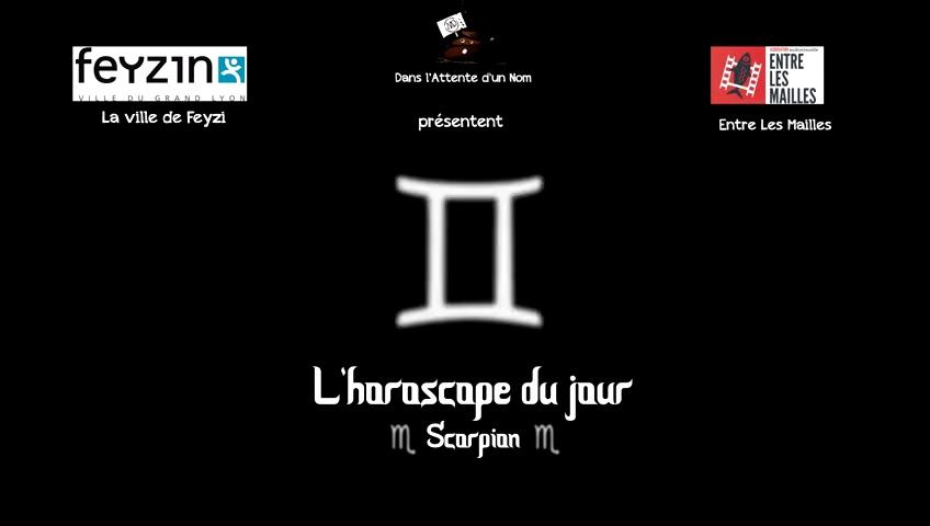 Les Horoscopes : Scorpion
