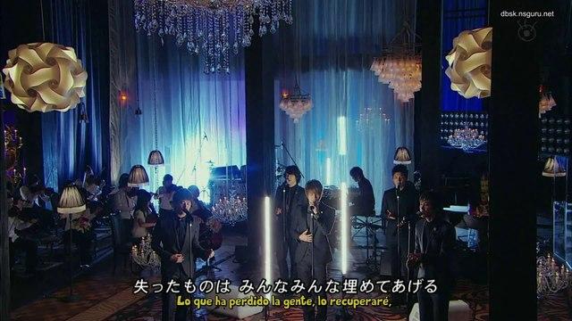 [Live] TVXQ - Lion Heart | Our Music 20.03.2009 (Sub. Español)