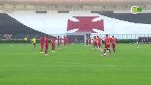 Preparador físico pega no pé dos jogadores do Equador