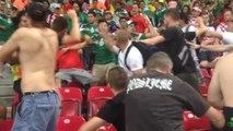 Bagarre de supporters : Croatie vs Mexique (Coupe du Monde 2014)