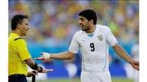 Uruguay vs. Italia: FIFA sí podría suspender a Luis Suárez
