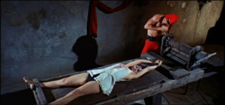 Bloody Pit Of Horror 1965 Public Domain Full Movie