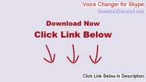 Voice Changer for Skype Download Free [Risk Free Download 2014]