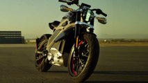 Harley-Davidson Project LiveWire -- The First Electric Harley-Davidson Motorcycle Revealed
