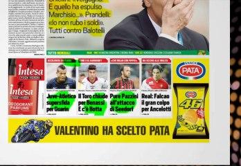 CALCIOINFO - Rassegna stampa 25-06-2014