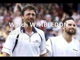 2014 WIMBLEDON Round 2 Djokovic vs Raonic Live