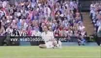 WIMBLEDON Round 2 Djokovic vs Raonic Live