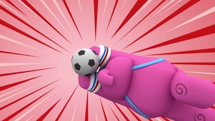 Pocoyo World Cup 2014: Let's Play!