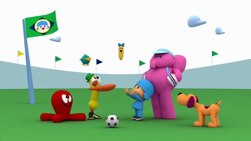 Copa del Mundo Pocoyó 2014 - ¡A por el Mundial!