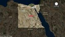 Atentado múltiple sin víctimas mortales en el Cairo