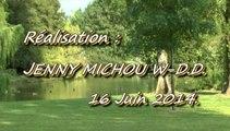 LES W-D.D. MICHOU MONDAY NEWS - 16 JUIN 2014 - LE CONCERT DE L'HARMONIE  PALOISE KIOSQUE DU PARC BEAUMONT 15 JUIN 2014.