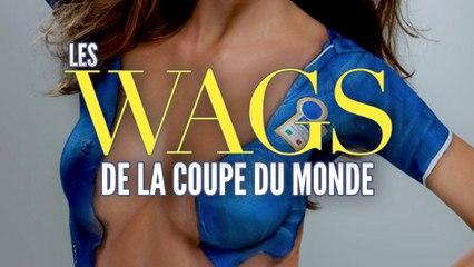 Top des WAGs de la coupe du monde