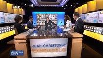 Questions d'info : Jean-Christophe Cambadélis, député socialiste de Paris, Premier secrétaire du Parti socialiste
