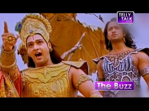 Mahabharat Omg Arjun Makes Bhishma Surrender 25th June 2014 Full Episode Video Dailymotion
