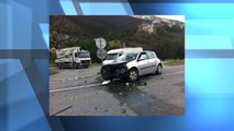 Hautes-Alpes: Collision de St Crépin relance le débat du nouveau giratoire
