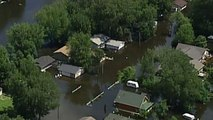 Flooding emergency: High water swamps communities from Ohio to Texas