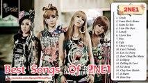 2NE1 │ Best Songs of 2NE1 Collection 2014 │ 2NE1's Greatest Hits