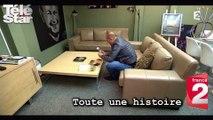 Cauet très ému dans Toute une histoire sur France 2