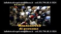 AGENZIA INVESTIGATIVA TORINO/ INVESTIGAZIONI PRIVATE TORINO/ INVESTIGATORE PRIVATO TORINO