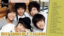 F.T Island│ Best Songs of F.T Island Collection 2014 │F.T Island's Greatest Hits