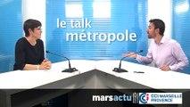Le talk métropole Marsactu : Marie Christine Savaill, déléguée territoriale des Bouches-du-Rhône de l'ARS PACA