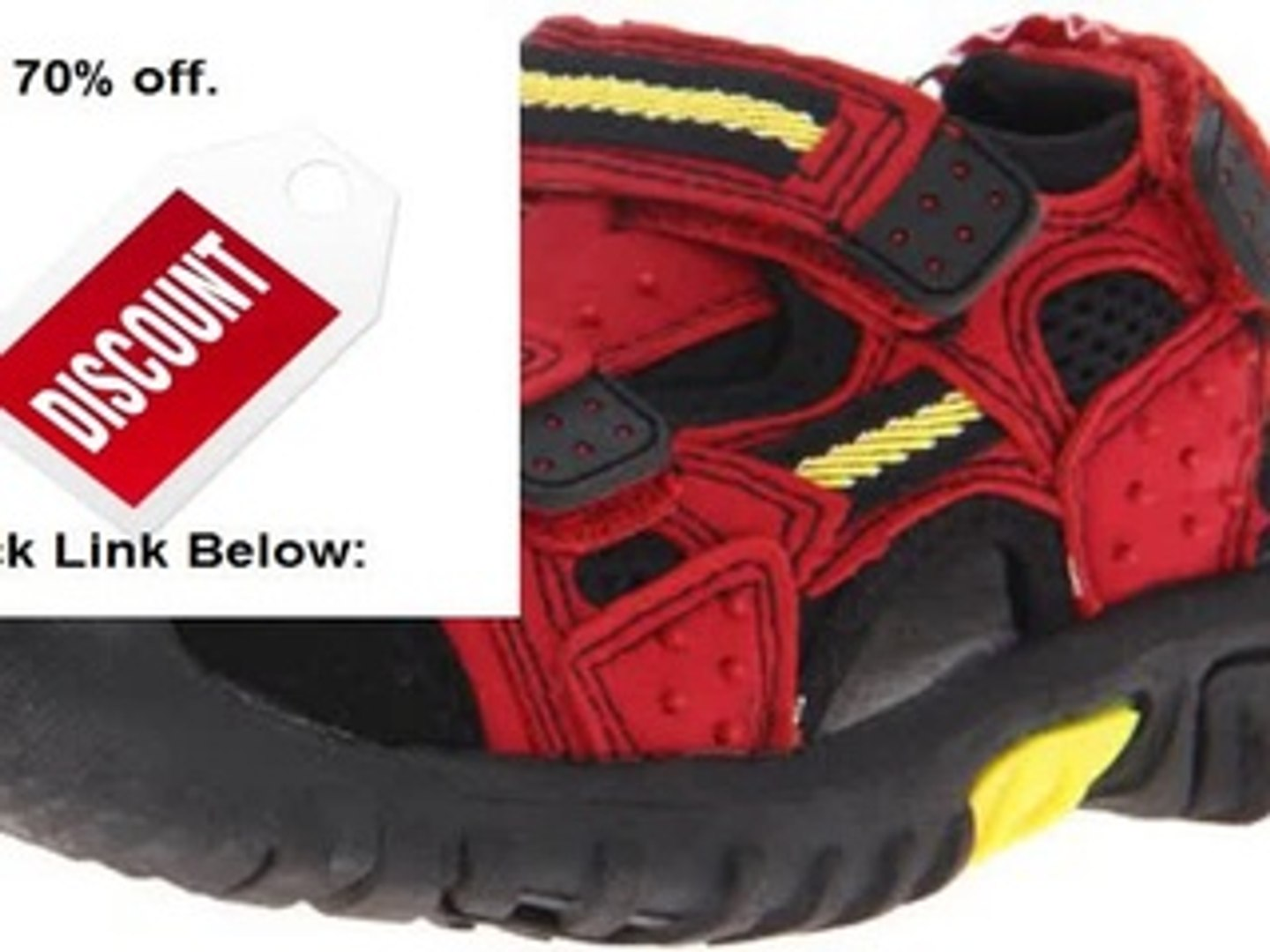 Clearance Sales! Jumping Jacks Power Sand Sport Sandal (Toddler/Little Kid) Review