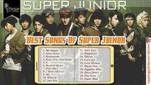 Super Junior│ Best Songs of Super Junior Collection 2014 │Super Junior's Greatest Hits